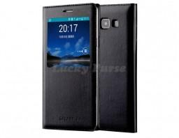 Чехол-книжка для Samsung Galaxy A5 (черный)